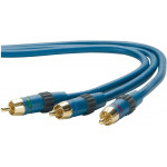 ACOUSTIC RESEARCH PERFORMANCE SERIES COMPONENT VIDEO CABLE - 12FEET - BLUE