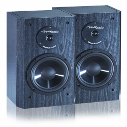 BIC America DV62si 8 ohms Bookshelf Speakers