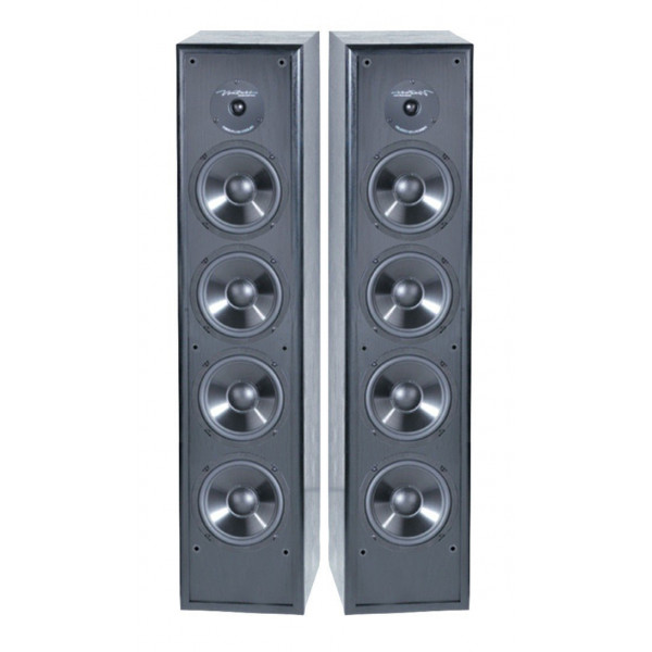 BIC America DV64 2-Way Venturi Tower Speaker (Pair)