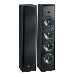BIC America DV84 2-Way Venturi Tower Speaker (Pair)