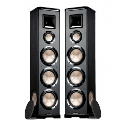 BIC America PL980 Left & Right 3-way Platinum Floor Standing Acoustech Speakers (Pair)