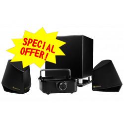 HiFiMan X100 Hi-Fi Desktop Audio System - Black
