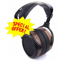 HiFiMAN HE560 Open Back On-Ear Planar Magnetic Technology Headphones