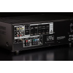 Denon AVR x550BT 5.2 Channel 130W Dolby Ture HD and DTS HD, 4K Ultra HD passthrough