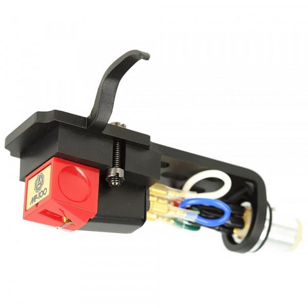 Nagaoka MP 100 H Cartridge incl. Headshell