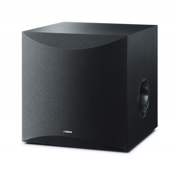 Yamaha 100W NS SW - 100 Subwoofer with 10-inch Cone(Black)