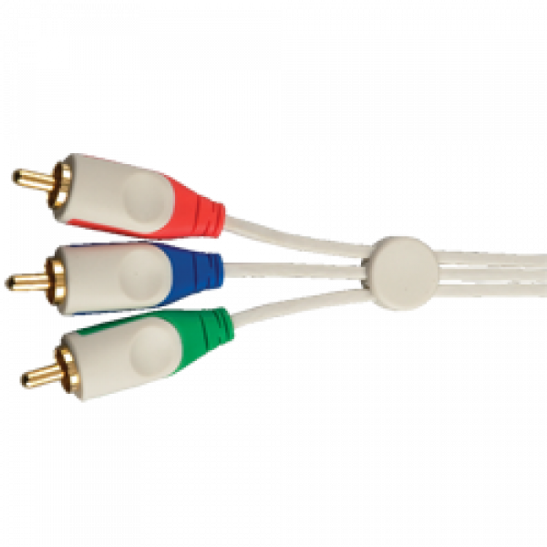 RCA 7 FT. ( 2.1 m) Component Video Cable