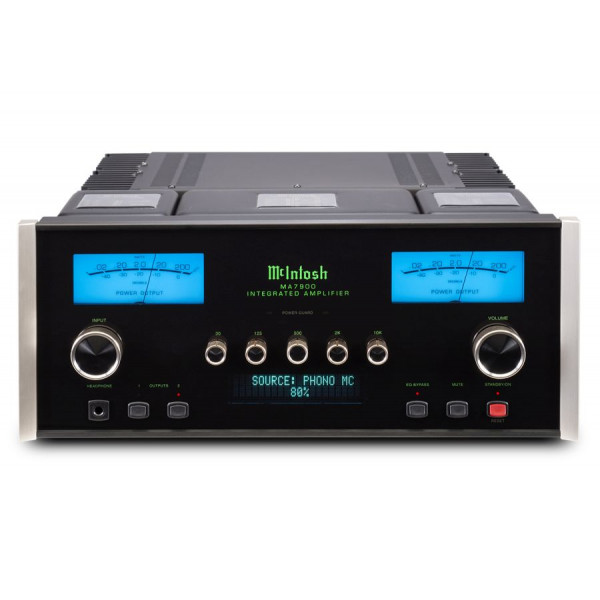 Mcintosh MA5200 2-CHANNEL INTEGRATED AMPLIFIER