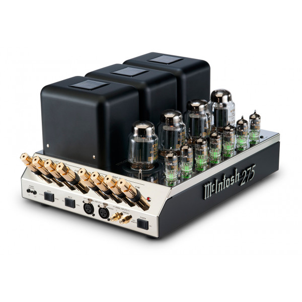 Mcintosh MC275 2-CHANNEL VACUUM TUBE AMPLIFIER