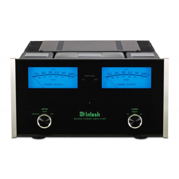 Mcintosh MC302 2-Channel Amplifier