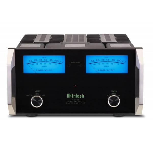 Mcintosh MC452 2-Channel Amplifier