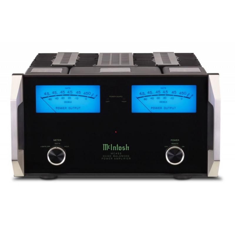 Mcintosh MC452 2-Channel Amplifier