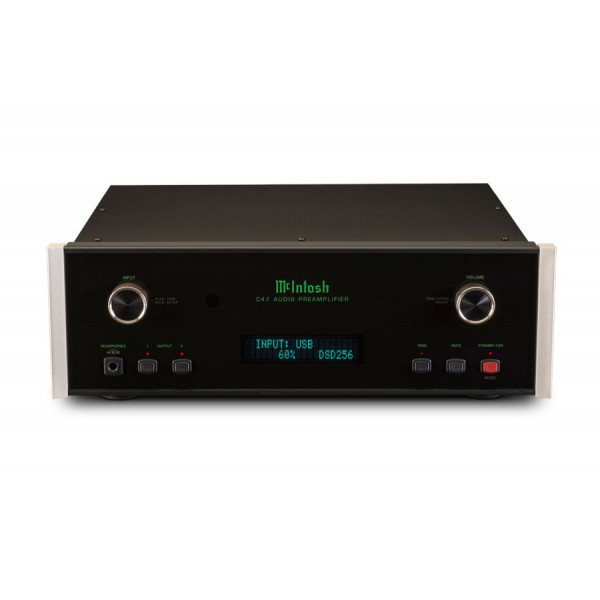 Mcintosh C47 2-CHANNEL PREAMPLIFIER