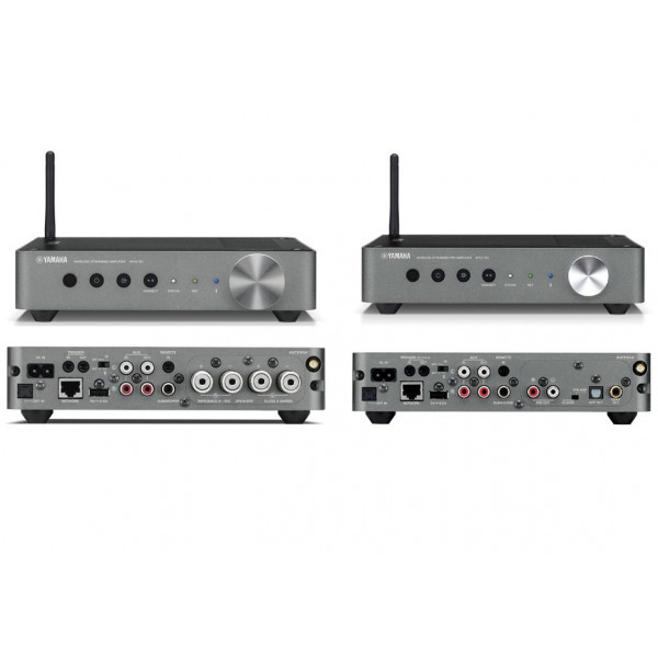 Yamaha WXC-50 MusicCast Wireless Streaming Preamplifier (Wifi, Bluetooth, USB, Optical, Network)