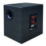 BIC America V1220 Venturi Subwoofer Down Firing Powered 12 inch 200-Watt Subwoofer