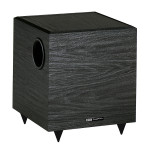 BIC America V80 Venturi Down Firing Powered 8 inch  100-Watt Subwoofer