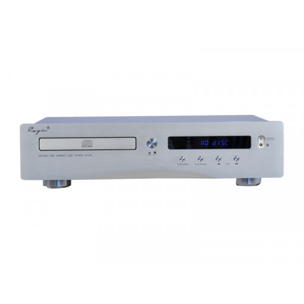 CAYIN CD-50T VACUUM TUBE HYBRID CD & HDCD PLAYER