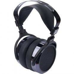 HiFiMAN HE400i Open Back On-Ear Planar Magnetic Technology Headphones (Black)