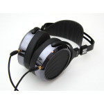 HiFiMAN HE400i Open Back On-Ear Planar Magnetic Technology Headphones (Black)
