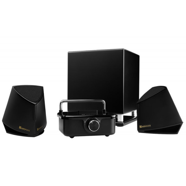 HiFiMan X100 Hi-Fi Desktop Audio System - Black
