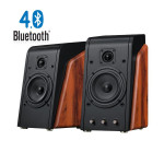 Swans M200A 2.0 Multimedia Speaker System with Bluetooth Ver4.0+EDR (Upgraded Version of Swans M200MKII with 4 pin Digital XLR & Bluetooth)