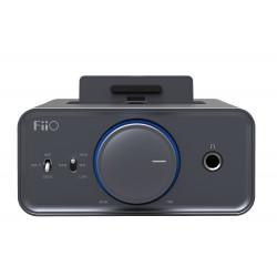 FiiO K5 Docking Headphone Amplifier (Titanium)