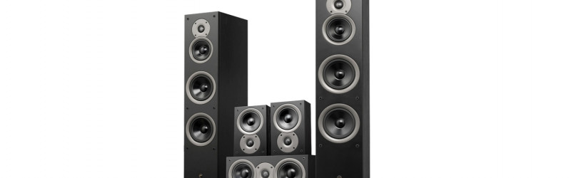 Swans Home Theater HT6 - Review