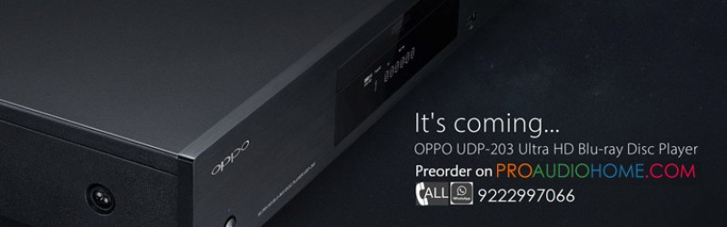 Oppo UDP-203 Ultra HD Player