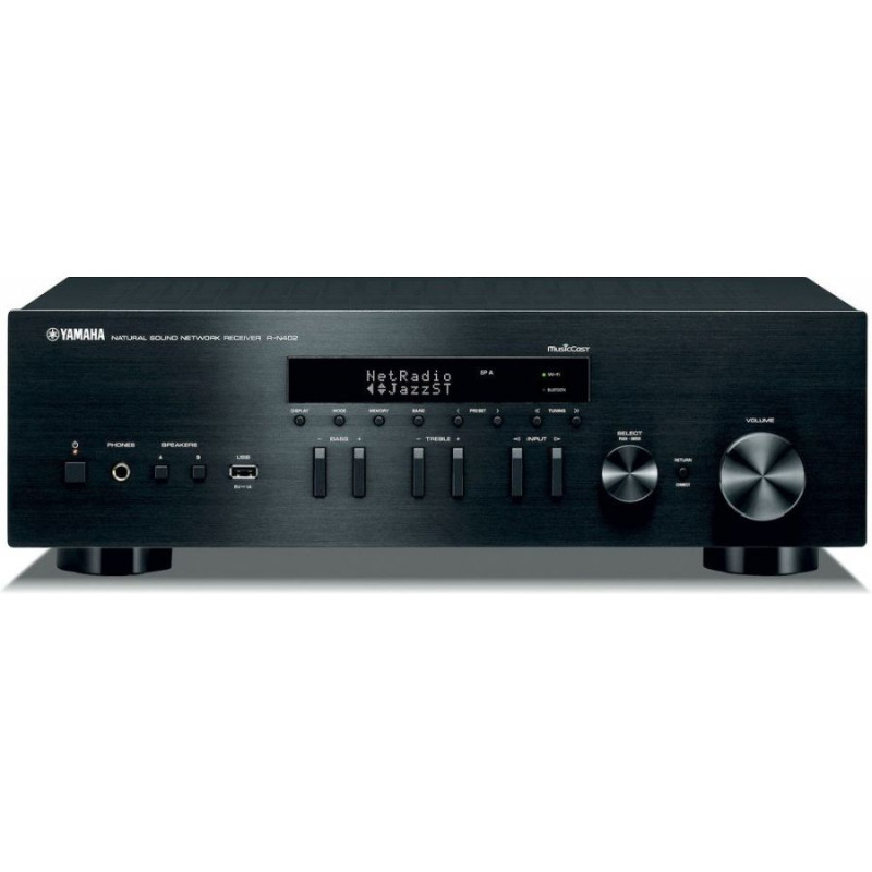 buy yamaha r n402 musiccast hi fi network receiver for. Black Bedroom Furniture Sets. Home Design Ideas