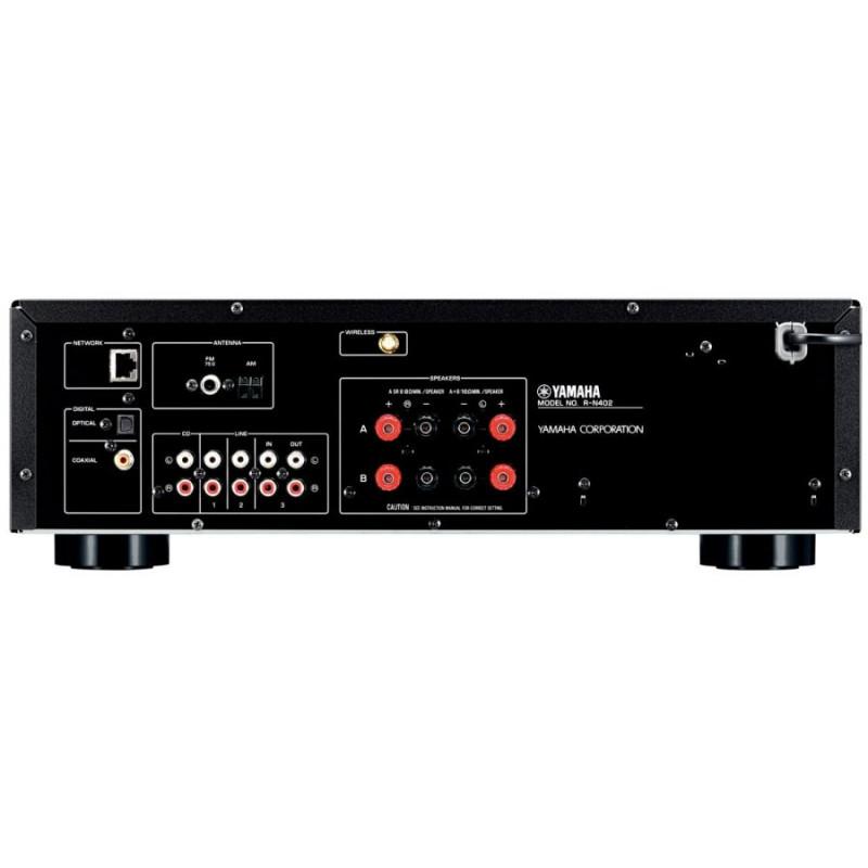 buy yamaha r n402 musiccast hi fi network receiver for. Black Bedroom Furniture Sets. Home Design Ideas