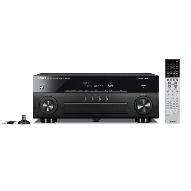 buy yamaha rx a870 network av receiver for 99 990 0. Black Bedroom Furniture Sets. Home Design Ideas
