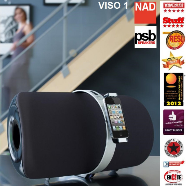 NAD VISO 1 Bluetooth Wireless Luxury Speaker