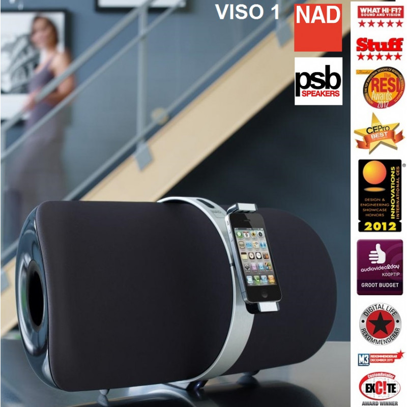 Goede Buy NAD VISO1 Bluetooth Wireless Luxury Speaker for ₹30,149.8 PG-17