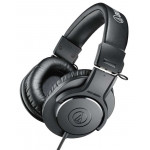 Audio Technica ATH-M20x Over-Ear Professional Studio Monitor Headphones