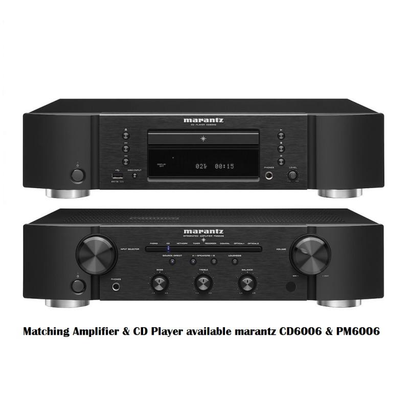 buy marantz cd6006 cd player for 53 289 0 online shopping. Black Bedroom Furniture Sets. Home Design Ideas