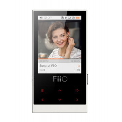 Fiio M3 Digital Portable Music Player - White