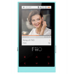 Fiio M3 Digital Portable Music Player - Green