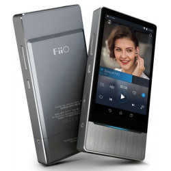 FiiO X7 High Resolution Lossless Music Player Titanium Finished