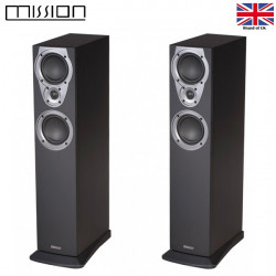 MISSION MX-3 FLOORSTANDING SPEAKERS