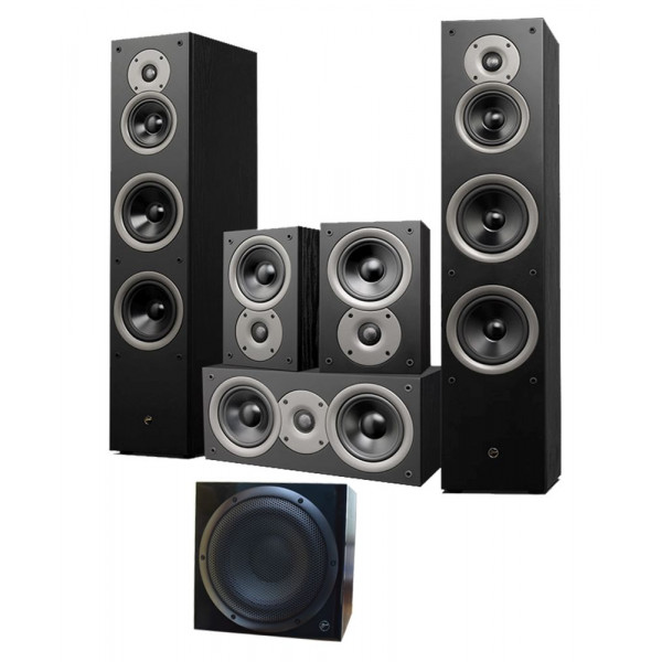 Swans Jam&Lab 6HT 5.1 Home Theater System