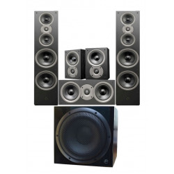 Swans Jam&Lab 8HT 5.1 Home Theater System