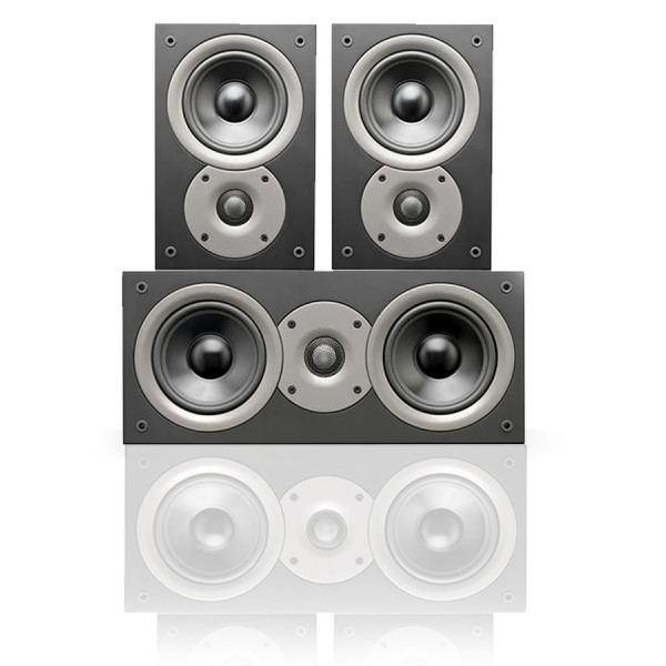 Swans Jam&Lab Center and Surround Speaker for Home Theater HT6 and HT8