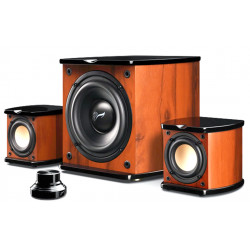 Swans M20W 2.1 Active  Desktop Speakers