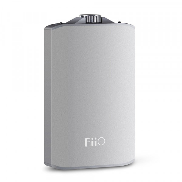 FiiO A3 Portable Headphone Amplifier (Silver)