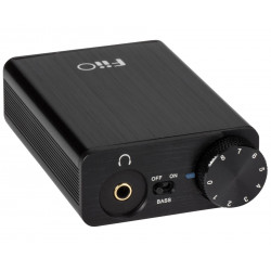 FiiO E10K Portable Headphone Amplifier and USB DAC (OLYMPUS 2) - Black