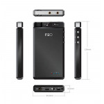 FiiO E18 Kunlun Headphone Amplifier and USB DAC (Black)