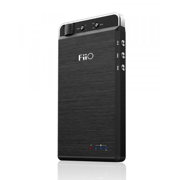 FiiO E18 Kunlun Headphone Amplifier and USB DAC (Black)