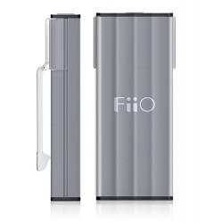 FiiO K1 Portable Headphone Amplifier and USB DAC (Silver)